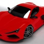 Crowd Control: Sbeza Resorts to Crowdfunding for Vertigo Supercar