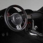 Scion FR-S RS 1 cockpit