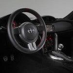 Scion FR S RS 1 cockpit