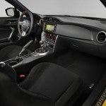 Scion FR-S RS 1 interior