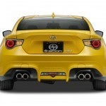 Scion FR-S RS 1 rear