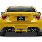 Scion FR S RS 1 rear