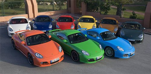 popular car colors
