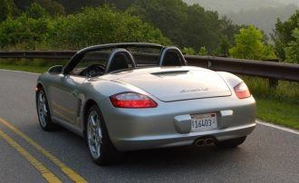 Boxster Used Car Review