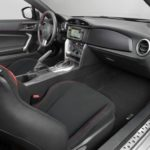 2015 Scion FR-S interior