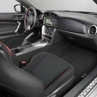 2015 Scion FR-S interior