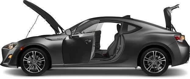 2015 Scion FR-S side