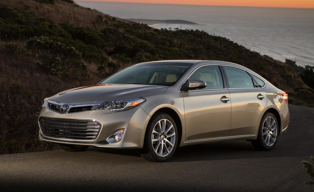 2014 toyota avalon review. Black Bedroom Furniture Sets. Home Design Ideas