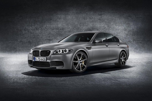 BMW M5 30th Anniversary