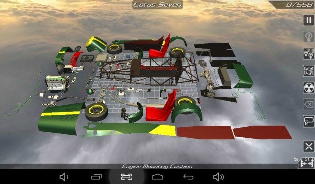 CA3D Screenshot