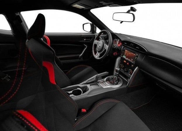 2014 Scion FR-S cabin