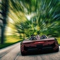 Rezvani Beast driving