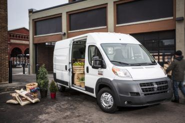 2014 Ram 1500 Promaster High Roof Cargo Review 22