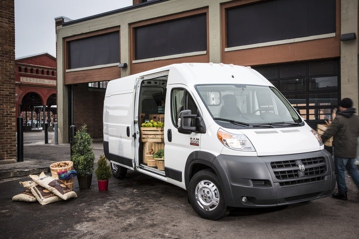 Promaster side