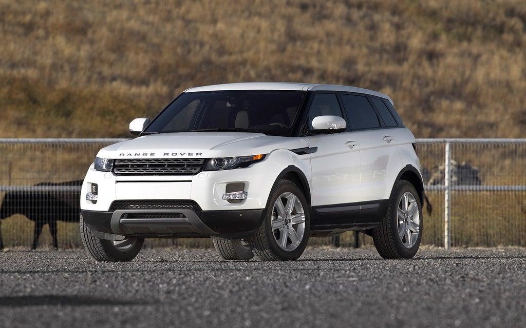 2014 Range Rover Evoque Review