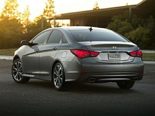 Honda Accord Gas Mileage >> 2014 Hyundai Sonata SE 2.0T Review