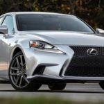 2014 Lexus IS350 F Sport cover