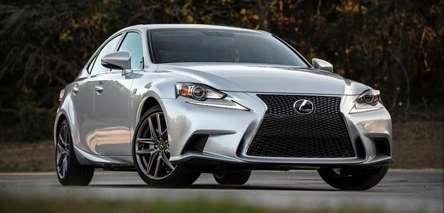 2014 Lexus IS350 F-Sport Convertible Review