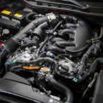 2014 Lexus IS350 F Sport engine