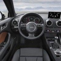 2015 Audi A3 cabin