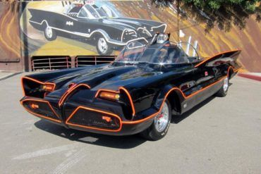 The 75-Year Evolution of the Batmobile 15