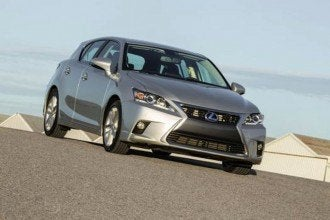 Lexus H Review Car And Driver