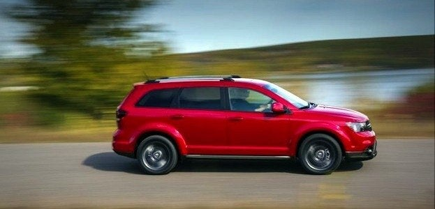 2014 Dodge Journey Crew AWD Review