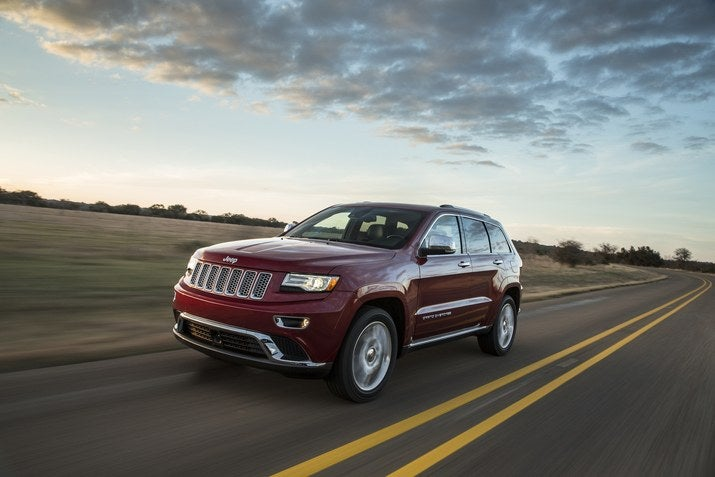 2014 Jeep Grand Cherokee ECODiesel 4x4 Review