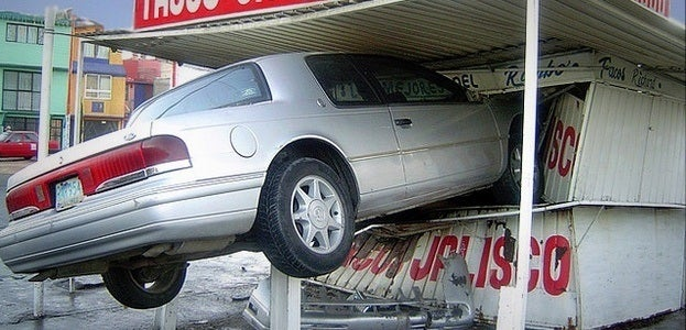 11 Nauseating Kinds of Drivers...