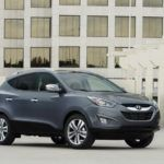 2014 Hyundai Tucson 1