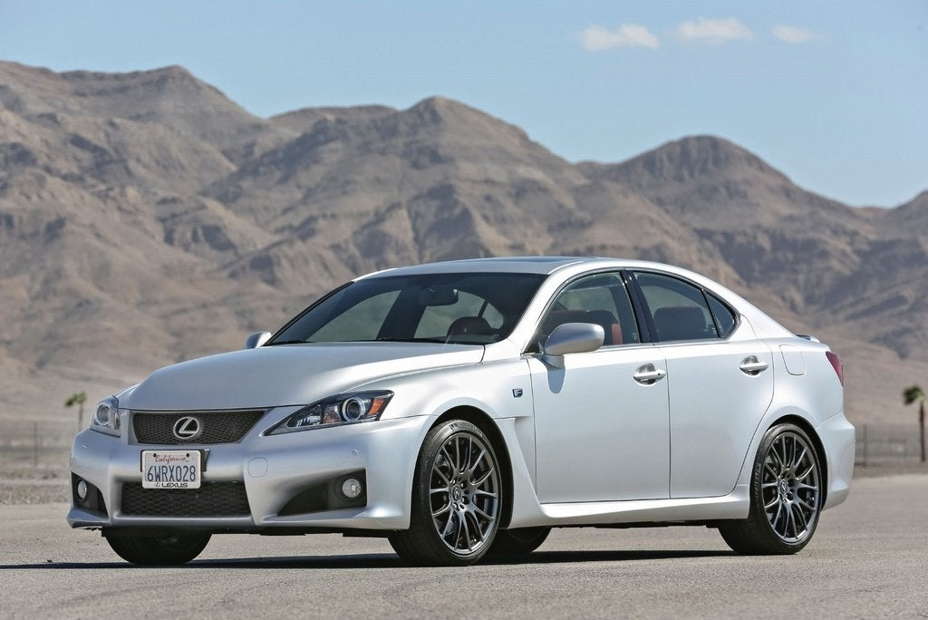 2014 Lexus IS F