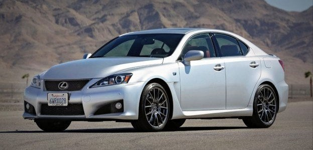 2014 Lexus IS F1