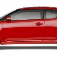 2014 Scion tC side