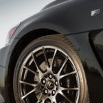 Lexus IS F fender
