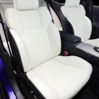 Lexus IS F seats
