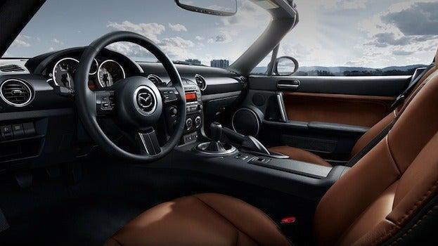 2014 Mazda MX-5 interior