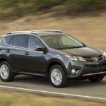 2014 Toyota RAV4 driving