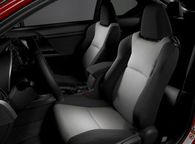 2014 Scion tC cabin