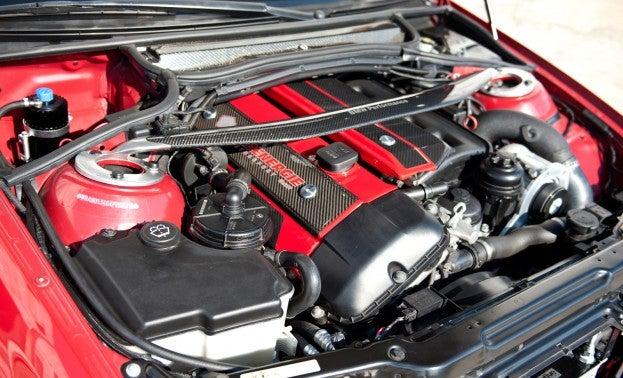 2004 BMW 330ci engine
