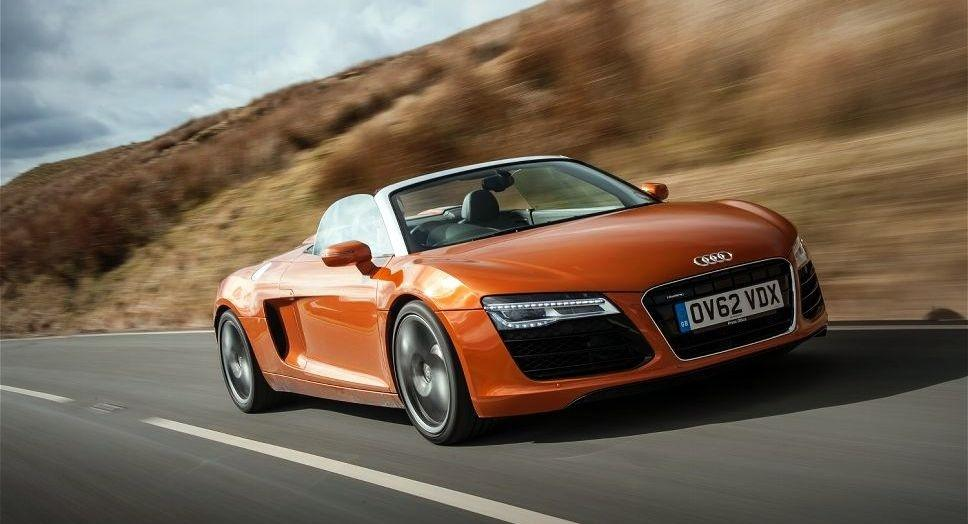 2014 audi r8 spyder photo on. Cars Review. Best American Auto & Cars Review
