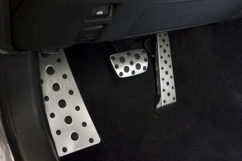 2014 Lexus GS350 F Sport pedals