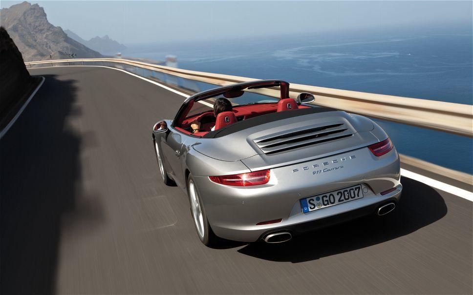 2014 Porsche 911 Carrera Cabriolet