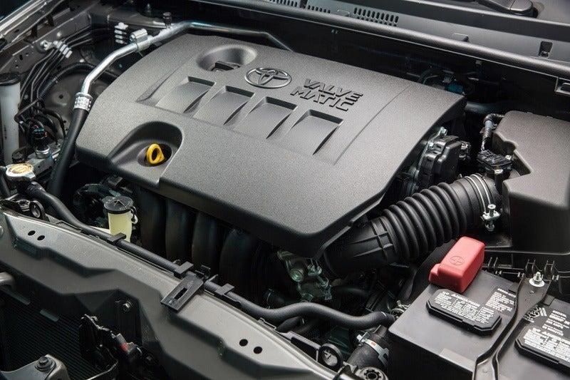 2014 Toyota Corolla LE ECO engine