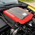 2015 Geiger Chevrolet Corvette C7 Stingray engine