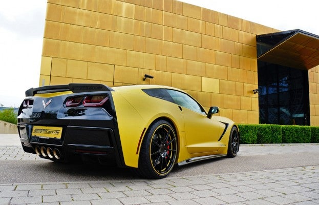2015 Geiger Chevrolet Corvette C7 Stingray rear quarter