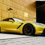 2015 Geiger Chevrolet Corvette C7 Stingray side