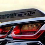 2015 Geiger Chevrolet Corvette C7 Stingray taillight
