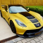 2015 Geiger Chevrolet Corvette C7 Stingray top front