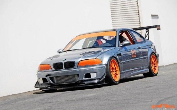 BMW E46 M3 track car