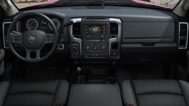 2014 RAM 2500 Cabin